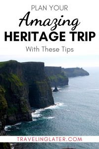 Plan Your Amazing Heritage Trip
