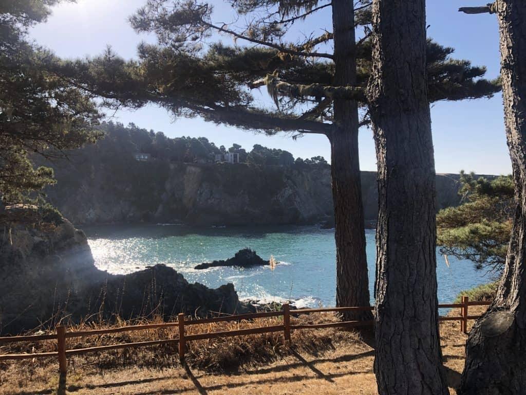 California coast road trip