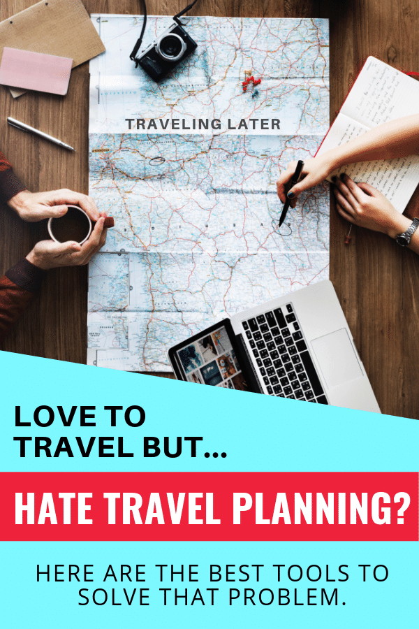 Best travel planning tools and how to use them